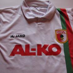 Tricou fotbal - FC AUGSBURG (Germania)nr. 7 jucatorul Hajime Hosogai, S, Din imagine