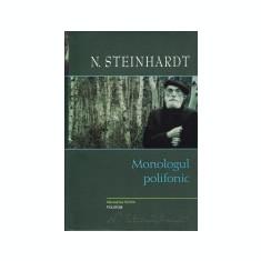 Opere, vol. 13 -Monologul polifonic