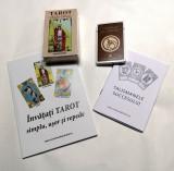 Vand set Tarot + bonus + taxe curier incluse