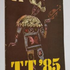 Revista rebus - TT '85