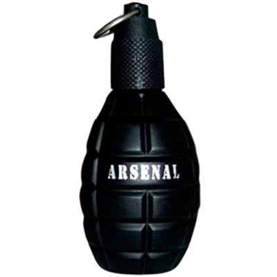 Arsenal Black Apa de parfum Barbati 100 ml foto
