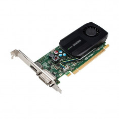 Placa video Nvidia Quadro K600 1GB DDR3 128Bit PCI-e 16X DP/N V5WK5