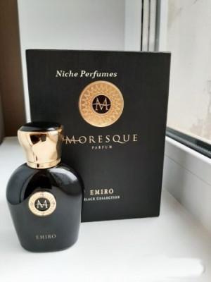 Parfum Original Tester Moresque Emiro foto