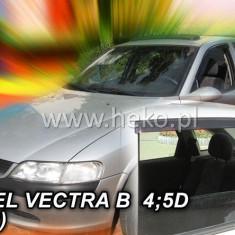 Paravanturi auto Opel Vectra B Sedan(Limuzina) Si Hatchback, An fabricatie 1996-2002 , Set Fata si Spate, 4 Buc. marca HEKO Polonia