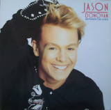 Jason Donovan - Between The Lines (1990, PWL) Disc vinil LP original