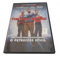 Inainte de Craciun / The Night Before (DVD)
