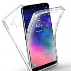 Husa Crystal 360° fata + spate Samsung Galax  J4+ / J4 Plus / J6 / J6+ / J6 Plus