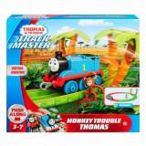 Set de joaca Circuit Thomas and Friends, Aventuri cu maimute