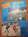 Sportul ilustrat aprilie 1992-dinamo spre al 14-lea titlu,fc brasov,inter sibiu