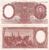 Bancnota Argentina 100 Pesos 1957 UNC
