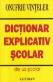 Dictionar explicativ scolar, lucman