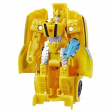 Figurina Transformers Cyberverse 1-Step Bumblebee, Colectia Action Attackers