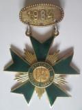 Medalie germana mara din 1984, Europa