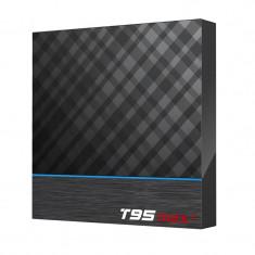 Cumpara ieftin Smart TV Box Mini PC Techstar® T95 Max Plus, Android 9, 4GB + 32GB ROM, 8K HDR ,WiFi 5GHz, Amlogic S905X3