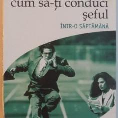 INVATA CUM SA-TI CONDUCI SEFUL INTR-O SAPTAMANA , 2002
