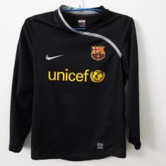 Tricou fotbal copii FC Barcelona cu Valdes