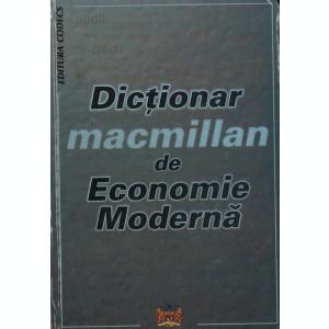 Macmillan - Dictionar de economie mondiala