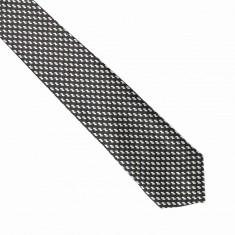Cravata neagra lata Joseph