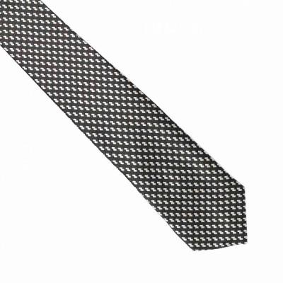 Cravata neagra lata Joseph foto