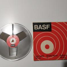 BASF -1 buc. banda DP26 LH, 1800 ft/550 m, pe rola plastic 18 cm BASF ,excelenta