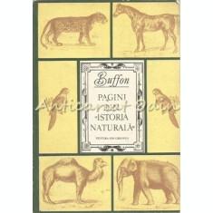 Pagini Din Istoria Naturala - Boffun Morceaux Choisis