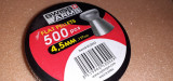 500 ALICE PELETE CAPSE CALIBRUL 4.5 MM. SWISS ARMS