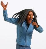Figurina Bob Marley Music Legends Jamaica 18 cm