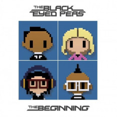 Black Eyed Peas The Beginning (cd)