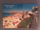 Cumpara ieftin CARTE POȘTALĂ ANGLIA ST. IVES PORTHMEOR BEACH - NECIRCULATĂ, Necirculata, Printata