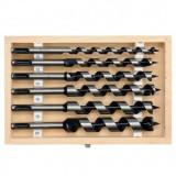 Set burghie elicoidale lemn Yato YT-3300, SDS plus, 6 buc,10-20mm
