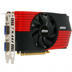 Placa video MSI GeForce GTS 450 OC, 1GB GDDR5 128-bit, 2x DVI, miniHDMI