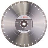 Bosch Professional disc diamantat 450x25.4x3.2x10 mm pentru materiale abrazive