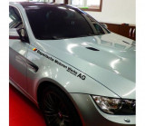 Sticker auto laterale BMW (set 2 buc.) - V3