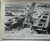 Fotografie Șantierul naval din Galați