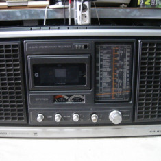 Radiocasetofon GRUNDIG C9000(defect cu lipsuri)