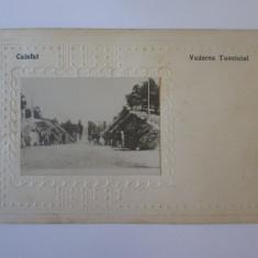 Rara! Calafat,vederea tunelului,carte postala circulata 1926, Necirculata, Printata