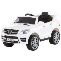 Masinuta Electrica SUV Mercedes Benz ML350 White