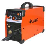 Aparat de sudura tip invertor Jasic MIG 180 N240, 180 A, 8.14 kVA, MIG, MAG, electrod 1.6 - 3.2 mm, burn back
