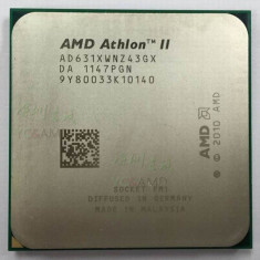 Procesor AMD Llano, Athlon II X4 631 2.6GHz socket FM1, AMD Athlon II, 4