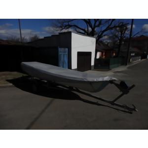 barca+peridoc+motor Honda 8CP/4tp