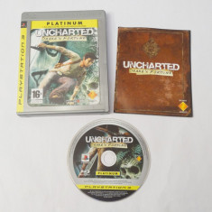 Joc SONY Playstation 3 PS3 - Uncharted Drake's Fortune