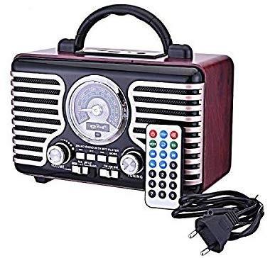 MP3 PLAYER CITITOR  STICK USB/CARD,RADIO FM DIGITAL,MP3 PLAYER RETRO,TELECOMANDA