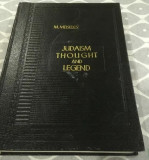 Judaism-Thought and Legend-Iudaismul-Gand si legenda-Iudaism-Evrei-Talmud-Ebraic
