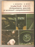 Echipamente speciale si accesorii complementare-Dacia 1300