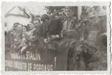 Manifestatie 23 august 1949 Campulung Moldovenesc