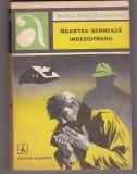 Bnk ant Rodica Ojog-Brasoveanu - Moartea semneaza indescifrabil, Albatros