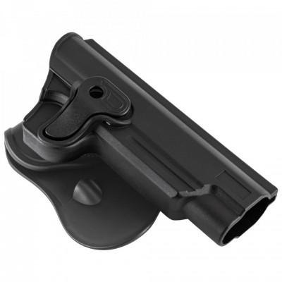 Toc / Holster Colt M1911 Negru Ultimate Tactical foto