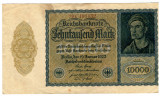 Bancnote Germania - 10 000 marci 1922