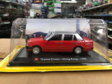 Macheta Toyota Crown - Hong Kong - 1995 - Taxiuri scara 1:43