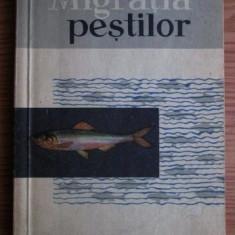 M. Niculescu-Duvaz - Migratiile migratia pestilor